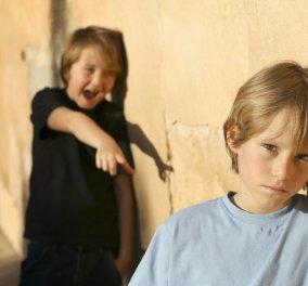 School Bullying: Μάθε να το αντιμετωπίζεις και να βοηθάς το παιδί σου να το ξεπεράσει   - Κυρίως Φωτογραφία - Gallery - Video