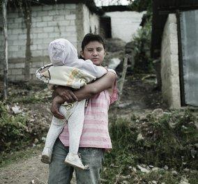 Κρυφές πικρές Ιστορίες: Βιάζουν κοριτσάκι 10 ετών, βιάζονται και γίνονται μητέρες  στη Γουατεμάλα - Φώτο - Κυρίως Φωτογραφία - Gallery - Video