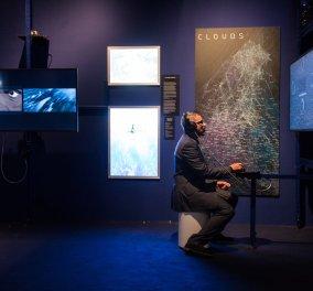 Η έκθεση Digital Revolution στη Στέγη με την υποστήριξη της Cosmote - Κυρίως Φωτογραφία - Gallery - Video