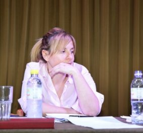Ποια είναι η νεαρή ευειδής Έλενα Παπαδοπούλου, νέα γενική γραμματέας Οικονομικής Πολιτικής; - Κυρίως Φωτογραφία - Gallery - Video