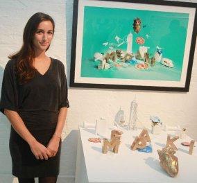 Made in Greece η Christiana Theophanopoulos  - Νικήτρια του διαγωνισμού Wild Rabbit Design Challenge - Κυρίως Φωτογραφία - Gallery - Video