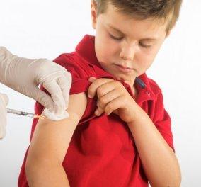 Κάθε φθινόπωρο το ίδιο βάσανο: Είναι απαραίτητο το εμβόλιο της γρίπης στα παιδιά; - Κυρίως Φωτογραφία - Gallery - Video