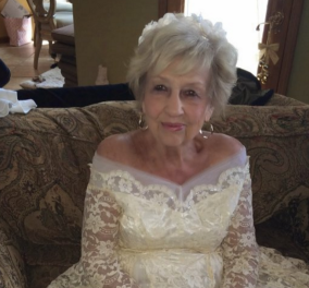 Ο Θεός έρωτας χτύπησε με τα βέλη του: 85χρονη νυμφεύτηκε 33χρονο στο Δημαρχιακό Μέγαρο  - Κυρίως Φωτογραφία - Gallery - Video