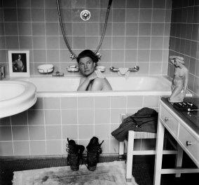 Top Woman η Λη Μίλλερ: Διάσημο μοντέλο, απίθανη φωτογράφος, μούσα του 20ού αιώνα... Ερωτική, καταθλιπτική, αλκοολική - Κυρίως Φωτογραφία - Gallery - Video