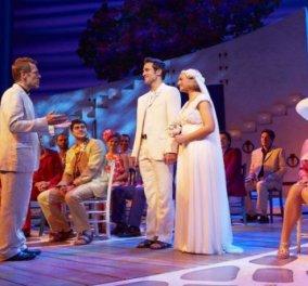 Πρεμιέρα απόψε για το «Mamma Mia» στο Badminton με ελληνικούς υπότιτλους για λίγες παραστάσεις  - Κυρίως Φωτογραφία - Gallery - Video