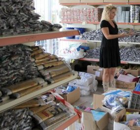 Από σήμερα 2/11 οι αιτήσεις για το Κοινωνικό Παντοπωλείο του Δήμου Αθηναίων & την βοήθεια σε φτωχές οικογένειες  - Κυρίως Φωτογραφία - Gallery - Video