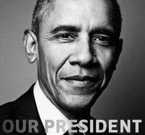 """Εξώφυλλο στο περιοδικό ομοφυλοφίλων Out, ο Μπαράκ Ομπάμα: """"Ο Πρόεδρος μας, σύμμαχος""""  - Κυρίως Φωτογραφία - Gallery - Video"""