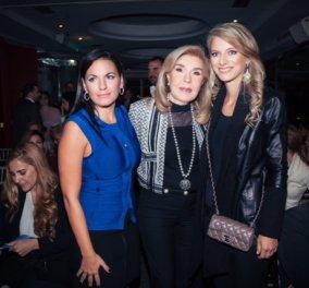 """Εντυπωσίασε η Όλγα Κεφαλογιάννη στην παρουσίαση του βιβλίου για την """"Ελπίδα"""" πλάι στην θεία της, Πρόεδρο Μαριάννα Βαρδινογιάννη - Κυρίως Φωτογραφία - Gallery - Video"""