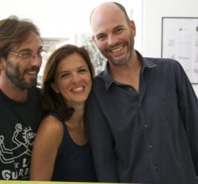 Μade in Greece οι We Design: Ο Φίλιππος, ο Σέργιος & η Θεανώ μας επανασχεδιάζουν αριστουργηματικά την Ελλάδα - Κυρίως Φωτογραφία - Gallery - Video