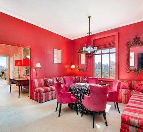 Πωλείται στο Μανχάταν το ροζ παλάτι της διευθύντριας του Cosmopolitam: Να το! - Κυρίως Φωτογραφία - Gallery - Video