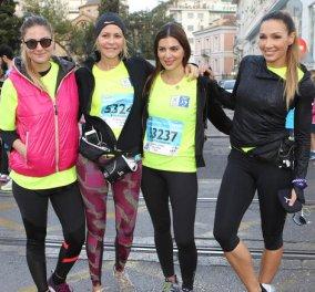 33ος Μαραθώνιος Αθήνας: Μπαλατσινού, Χατζηβασιλείου, Τσιμτσιλή έτρεξαν για καλό σκοπό! - Κυρίως Φωτογραφία - Gallery - Video