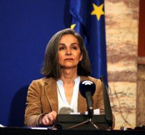 Η Σακοράφα επιτίθεται με επιστολή σε Βούτση & Τσίπρα: Μετατράπηκε η Βουλή σε λοιμοκαθαρτήριο σκανδάλων - Κυρίως Φωτογραφία - Gallery - Video