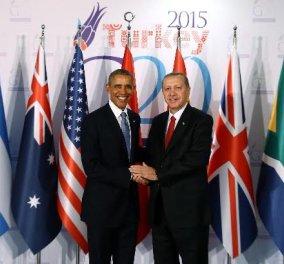 Η τρομοκρατία στο επίκεντρο της συνόδου των G20 στην Αττάλεια - Δρακόντεια μέτρα ασφαλείας – Φώτο απ' όλες τις αφίξεις - Κυρίως Φωτογραφία - Gallery - Video