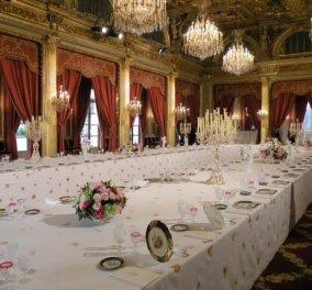 Διαφωνία κορυφής για γέλια! Ο Ολάντ δεν θέλει δείπνο χωρίς γαλλικό κρασί -Στον Ιρανό Πρόεδρο προτείνει breakfast!   - Κυρίως Φωτογραφία - Gallery - Video