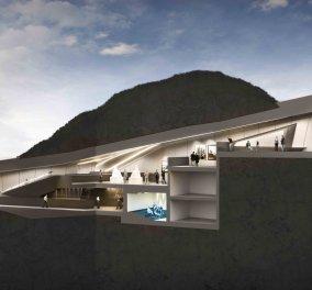 Αυτό ήταν το πιο εντυπωσιακό κτίριο του κόσμου την χρονιά που πέρασε: Σχέδια της Zaha Hadid  - Κυρίως Φωτογραφία - Gallery - Video