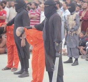 Νέο φρικιαστικό βίντεο του ISIS που αποκεφαλίζουν δύο μάγους - Έχουν και σχέδια για ίδρυση κράτους - Κυρίως Φωτογραφία - Gallery - Video