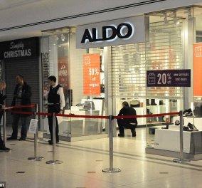 Τρόμος σε εμπορικό κέντρο του Λονδίνου, ανήμερα της Boxing Day - Τρέχουν να γλιτώσουν από άνδρα που κρατά μαχαίρι - Βίντεο - Κυρίως Φωτογραφία - Gallery - Video