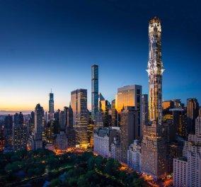 Νέα Υόρκη: Ο πιο εντυπωσιακός ουρανοξύστης του κόσμου- Με μπαλκόνια & περίτεχνο design που θυμίζει Gaudi - Κυρίως Φωτογραφία - Gallery - Video