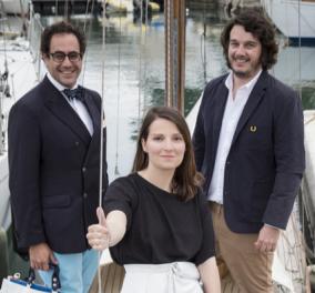 Good News: Οι αγαπημένες Made in Greece Salty bags πάνε στο Μονακό & στο πιο φημισμένο Yacht Club του κόσμου  - Κυρίως Φωτογραφία - Gallery - Video