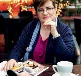 Η σπάνια εξομολόγηση της Ντέπυς Γκολεμά και τα δάκρυα για τον σύζυγό της: «Αν δεν παντρευόμουν τον Άρη, δεν θα παντρευόμουν κανέναν» - Κυρίως Φωτογραφία - Gallery - Video