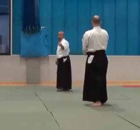 Βίντεο: Με αυτή την... απίστευτη τεχνική καθηγητής Aikido μας δείχνει πως θα σώσουμε τη ζωή μας! - Κυρίως Φωτογραφία - Gallery - Video