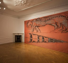 Νέα έκθεση του Ιταλού καλλιτέχνη Mario Merz στο Θησείο και στη γκαλερί Bernier/Eliades - Κυρίως Φωτογραφία - Gallery - Video