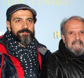 Κώστας Φαλελάκης: Η συγκινητική αφιέρωση του ηθοποιού στον σύντροφο του Μηνά Χατζησάββα - Είναι ο άνθρωπος μου - Κυρίως Φωτογραφία - Gallery - Video