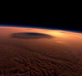 Τα αινιγματικά ρυάκια στον Άρη προβληματίζουν τους επιστήμονες - Ιδού το τι λένε - Κυρίως Φωτογραφία - Gallery - Video