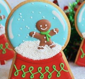Διακοσμήστε τα ωραιότερα & διασημότερα Χριστουγεννιάτικα μπισκότα – Δείτε τα βίντεο στο αγαπημένο μας InfoKids - Κυρίως Φωτογραφία - Gallery - Video