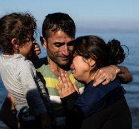 Λέσβος: Βρέφος έξι μηνών πέθανε στον καταυλισμό του Καρά Τεπέ - Το ατέλειωτο δράμα στην εκπνοή του χρόνου - Κυρίως Φωτογραφία - Gallery - Video