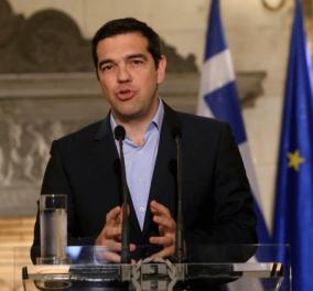 Αλέξης Τσίπρας: Σε πέντε χρόνια θα έχουμε ανακάμψει - Το πρωτοχρονιάτικο μήνυμα του πρωθυπουργού - Κυρίως Φωτογραφία - Gallery - Video