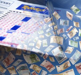 Τζόκερ: Ένας υπερτυχερός κέρδισε 15.500.000€!  Στην Πάτρα παίχτηκε το τυχερό δελτίο  - Κυρίως Φωτογραφία - Gallery - Video
