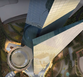 Ένας ουρανοξύστης έτοιμος για Γκίνες - Όταν το ένα χιλιόμετρο ανεβαίνει και εντυπωσιάζει! - Κυρίως Φωτογραφία - Gallery - Video