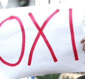 """Οι Financial Times ανέδειξαν την ελληνική λέξη ΟΧΙ ως την """"λέξη της χρονιάς"""" - Κυρίως Φωτογραφία - Gallery - Video"""