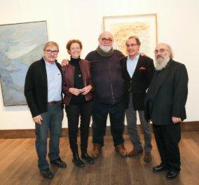 """Με ιδιαίτερη επιτυχία εγκαινιάσθηκε η έκθεση η """"Νέα τοπιογραφία"""" στην γκαλερί Ευριπίδη - Κυρίως Φωτογραφία - Gallery - Video"""