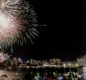 Καλή Χρονιά από την Νέα Ζηλανδία, την πρώτη χώρα που υποδέχθηκε το 2016  - Κυρίως Φωτογραφία - Gallery - Video