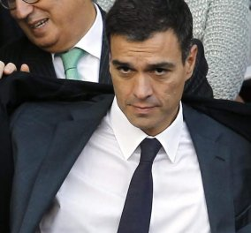 Pedro Sanchez: Η αβάσταχτη γοητεία του Ισπανού ηγέτη των Σοσιαλιστών - Ποιος είναι ο καλλονός που θέλει να γίνει πρωθυπουργός - Κυρίως Φωτογραφία - Gallery - Video