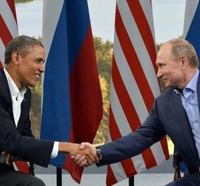 Πούτιν και Ομπάμα χτυπούν το ISIS & την τρομοκρατία - Σφυροκοπούν ανελέητα τις εγκαταστάσεις πετρελαίου - Κυρίως Φωτογραφία - Gallery - Video