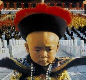Που Γι: Μόλις 2 ετών ο τελευταίος αυτοκράτορας της Κίνας, καταλήγει κηπουρός -Η πολυτάραχη ζωή & οι 5 γυναίκες του  - Κυρίως Φωτογραφία - Gallery - Video