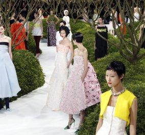 Ποιας Ελληνίδας τη μουσική διάλεξε ο οίκος Christian Dior για την επίδειξη μόδας του στο Παρίσι; - Κυρίως Φωτογραφία - Gallery - Video