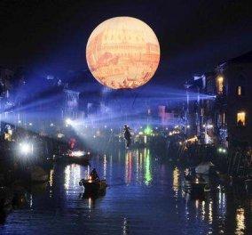 Με 10 εικόνες ανοίγουμε το μαγευτικό Καρναβάλι της Βενετίας - H πρωτεύουσα της μάσκας έβαλε τα καλά της - Κυρίως Φωτογραφία - Gallery - Video