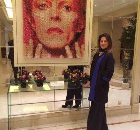 Φωτογραφήθηκα στον εκπληκτικό πίνακα με David Bowie στο κέντρο της Αθήνας  - Κυρίως Φωτογραφία - Gallery - Video