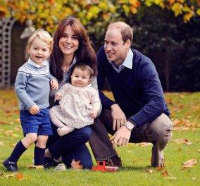 Δείτε πως πήγε ντυμένος την πρώτη μέρα ο πρίγκιπας Τζορτζ στον παιδικό σταθμό – Φωτό - Κυρίως Φωτογραφία - Gallery - Video