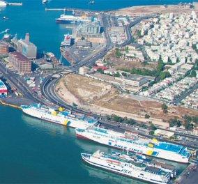 Χωρίς πλοία μένει η Ελλάδα για 48 ώρες - Απεργία της ΠΝΟ & οι κάβοι δεμένοι  - Κυρίως Φωτογραφία - Gallery - Video