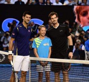 "LIVE - Ακούστε ζωντανά τον μεγάλο τελικό του ""θηρίου"" Τζόκοβιτς με τον Μάρεϊ στο Australian Open - Κυρίως Φωτογραφία - Gallery - Video"