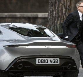 Η «αγαπημένη» του James Bond βγαίνει σε δημοπρασία - Πανέμορφη, ταχύτατη & φυσικά Aston Martin - Κυρίως Φωτογραφία - Gallery - Video