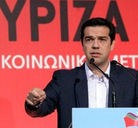 Μήνυμα Τσίπρα στη συνεδρίαση ΣΥΡΙΖΑ: Θα δοθεί πολιτική μάχη για μια βιώσιμη και κοινωνικά δίκαιη μεταρρύθμιση - Κυρίως Φωτογραφία - Gallery - Video