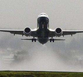 """Η πρώτη απογείωση για τον νέο """"ιπτάμενο γίγαντα"""" της Boeing - Το επιβλητικό Boeing 737 ΜΑΧ - Κυρίως Φωτογραφία - Gallery - Video"""