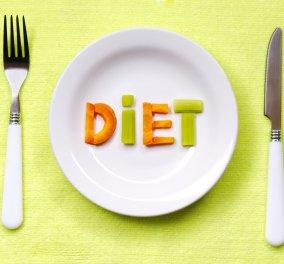 Επιτέλους! Όλες οι δίαιτες δεν ταιριάζουν σε όλους! Η εξατομικευμένη είναι αυτή που πάει γάντι στον καθένα - Κυρίως Φωτογραφία - Gallery - Video