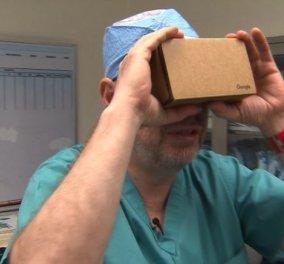 Συγκινητικό βίντεο: Πως η Google & οι εικόνες 3D της έσωσαν την ζωή ενός μωρού - Κυρίως Φωτογραφία - Gallery - Video